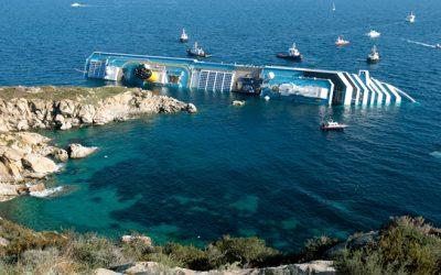 Klageerhebung in den USA: Was uns die Costa Concordia lehrt!