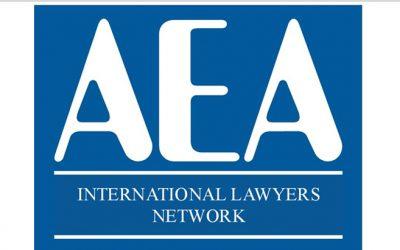 Michael R. Jackson von Jackson Law International wurde zum Ersten Vizepräsidenten des weltweit größten Netzwerks internationaler Anwaltskanzleien ernannt