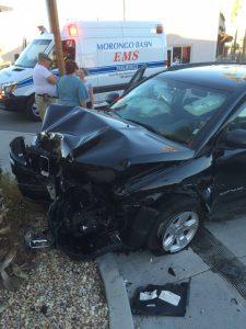 Autounfall eines deutschen Studenten in Kalifornien